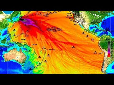 Breaking News: Fukushima, Flooding In Peru & More. The Big Wobble With Gary Walton 3/20/17