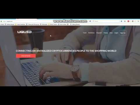 How to create free UQUID account offshore