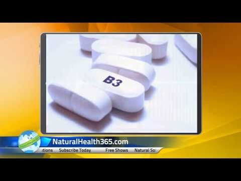 Vitamin B3 cures depression