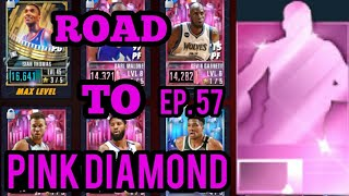 ROAD TO PINK DIAMOND EP.57 I GOT PINK DIAMOND RUSSELL WESTBROOK IN NBA 2K MOBILE