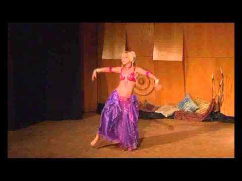 Tribal Fusion Belly Dance By Revital Bar