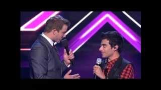 Carmelo Munzone - Live Show 3 - The X Factor Australia 2012 - Top 10 [FULL]