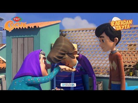 Rafadan Tayfa 63 Bolum Bayram Mendilleri Cizgi Film