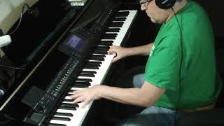 A LINDA SONG, by Barry Manilow, PIANO play along