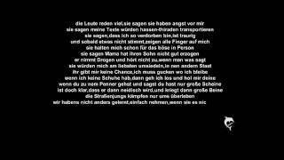 Sido - Straßenjunge [with Lyrics]