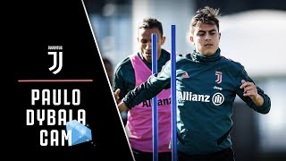 Ping Pong Football Training with La Joya Paulo Dybala Cam Juventus