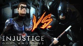 Injustice Gods Among Us - I Forgot Everything You Taught Me!