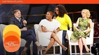 How to Maintain the Momentum of a Positive Life Change | Oprah