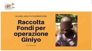 Raccolta fondi per operazione Giniyo