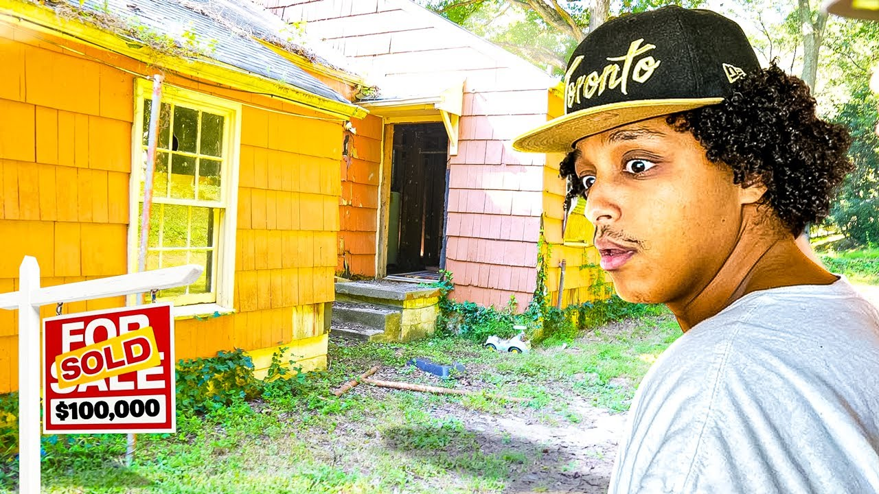 I'M BUYING A $100,000 ABANDONED HOME FOR SALE IN ATLANTA