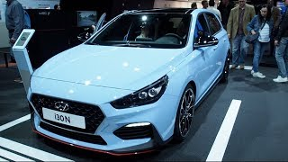 The ALL NEW Hyundai i30 N 2018 In detail review walkaround Interior Exterior