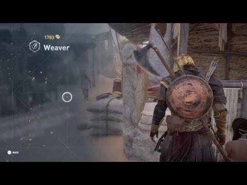 Assassin's creed ORIGIN Storyline Alexandria