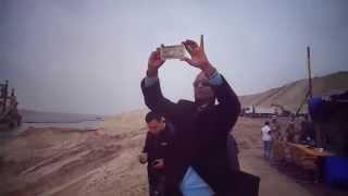 قناة السويس الجديدة : هانى عبد الرحمن رئيس التحرير فى بداية القناة الجديدة