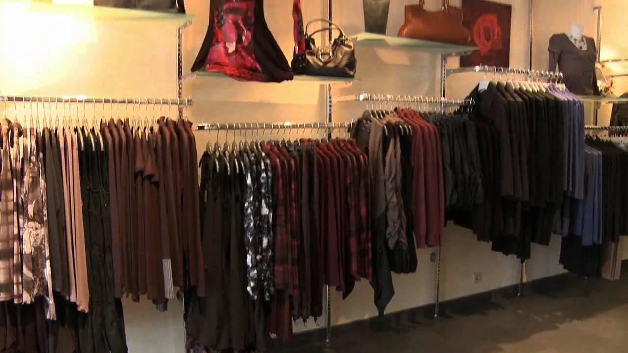 boutique boutique essentiel vente de pr t porter f minin li ge youtube. Black Bedroom Furniture Sets. Home Design Ideas