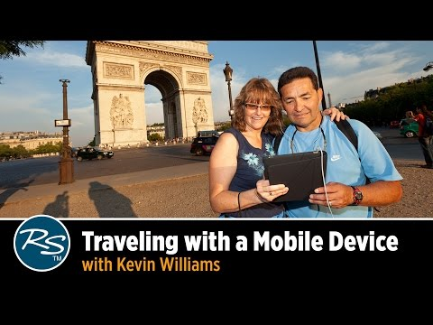 Traveling with a Mobile Device with Kevin Williams