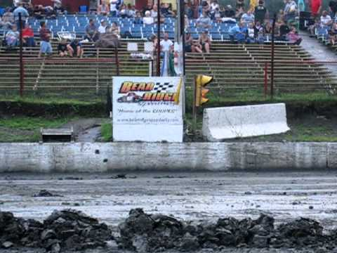 "The Bear Ridge Speedway ""Jet Dryer"""