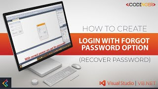 VB.NET - How to create Login mit