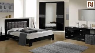 Moon - Italian Modern Bedroom Set  Vgaccmoon-black From Vig Furniture