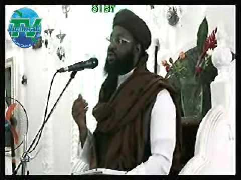 Qari Faki Ali Noorani Jummah 09.09.16 @ Jummah Masjid
