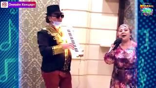 Ашура ГАСАНОВА  Шамиль Ханаев |Онлайн-концерт Азарины 9 мая| \2\