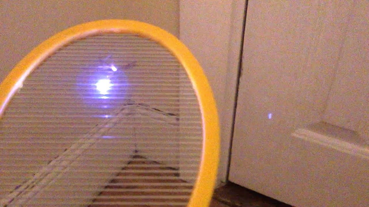 NEW! - Best Electric Fly Swatter: Executioner vs  Zap-It! vs  Elucto - Bug  Zapper Review
