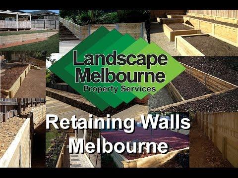 Metal Retaining Walls Melbourne