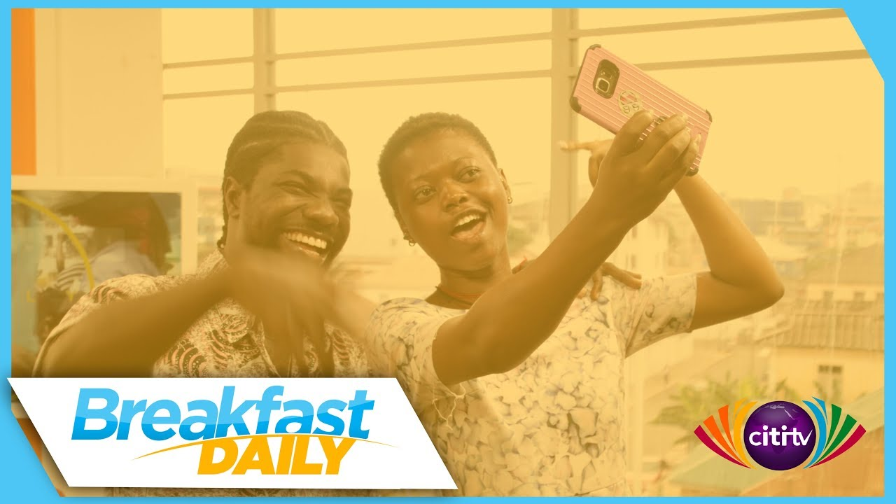 Download Akan performs Me Sika aduro and ma jaacki on Breakfast Daily
