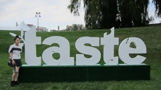 VLOG: Taste of Toronto 2014 Thumbnail