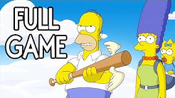The Simpsons Game - FULL GAME Walkthrough Gameplay No Commentary