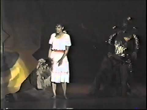 """""""The Wiz!"""" at CHS in Muncie, Indiana 1989 (2)"""