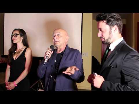 Film4Meeting 2014-Los Angeles Convention, Intervento di Giorgio Faletti
