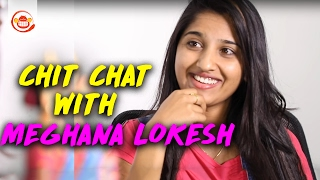 Meghna Lokesh AKA Shashi Btech Exclusive Chit Chat with Sri