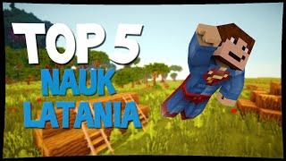 Top 5 Nauk Latania (Minecraft Pułapki)