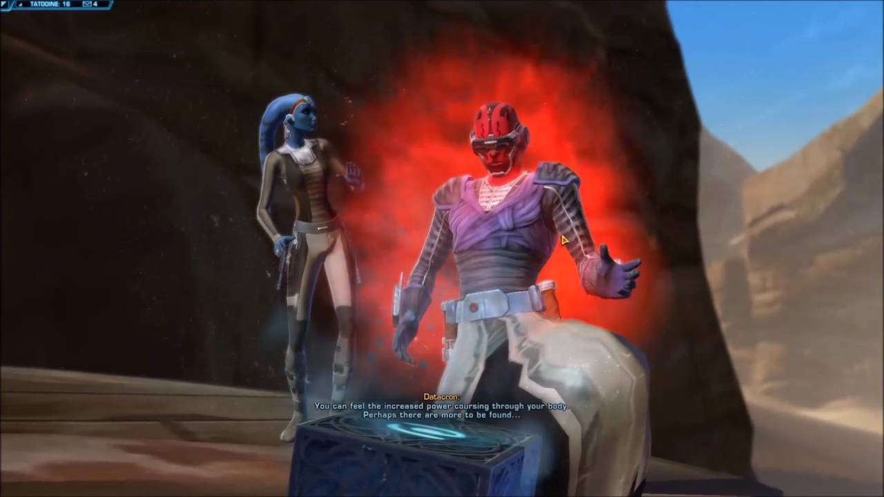 Swtor Tatooine Empire Datacrons And Lore Objects And A Few Bonuses Youtube It is abtainable all over tatooine from fighting a group of womp rats and one of which is ill. youtube