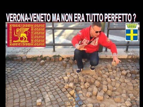 Lambrenedetto a VERONA, ma non era tutto perfetto in  Veneto ?