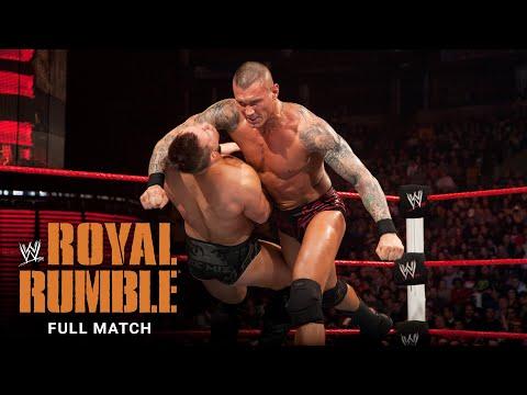 FULL MATCH - The Miz vs. Randy Orton – WWE Title Match: Royal Rumble 2011