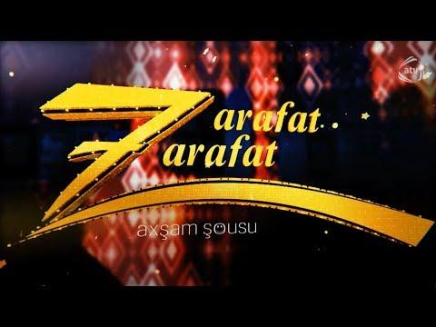 Zarafat zarafat - Damla, Elnar Xəlilov (21.08.2018)
