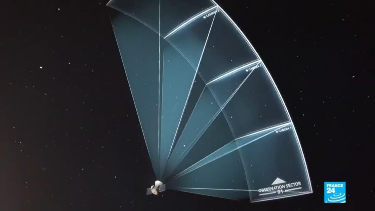 فرانس 24:Space: TESS spacecraft blasts off on quest to find new habitable planets