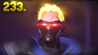 Soldier 76 GOD..!!   OVERWATCH Daily Moments Ep. 233 (Funny and Random Moments)
