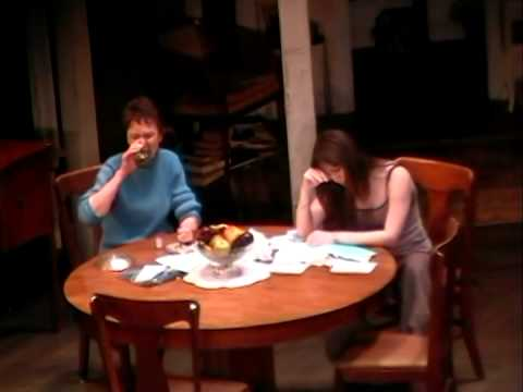 August Osage County   Act 1
