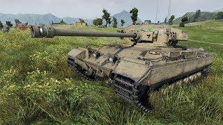 World of Tanks Caernarvon 2199 EXP tier 8 in tier10 game - Westfield