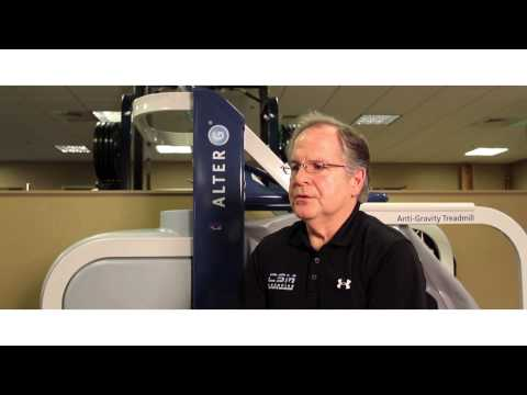 How do Rehab Patients Feel About the Anti-Gravity Treadmill? - AlterG