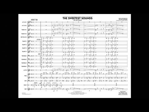 The Sweetest Sounds arranged by Mark Taylor