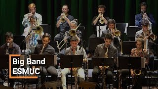 Concert de la Big Band | Grans Conjunts maig 2019 | ESMUC