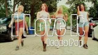 ICONAPOP - I Love It | Kyle Hanagami Choreography