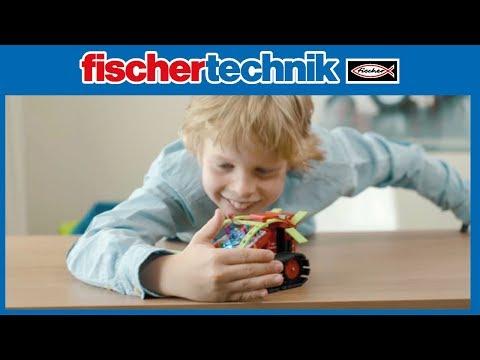 fischertechnik ROBOTICS BT Smart Beginner Set -540586- product video