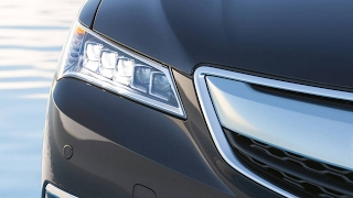 2017 Acura TLX Test Drive Review