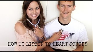 Video HOW TO LISTEN TO HEART SOUNDS