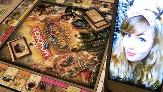 Paczka z rogami i Monopoly World of Warcraft