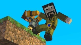 Minecraft: Story Mode - Sky Island (21)